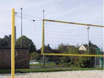 Afbeelding van Volleybalpaal galva, beach