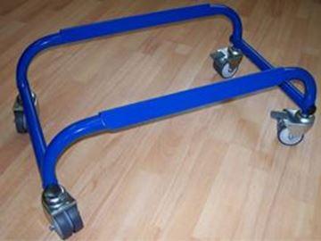 Afbeelding van Mattenwagen lange mat