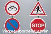 Afbeelding voor categorie Verkeersborden- en lichten