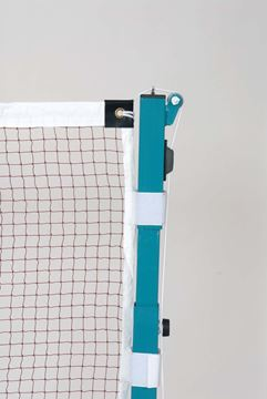 Afbeelding van Badmintonnet - topcomp - maas 19 mm