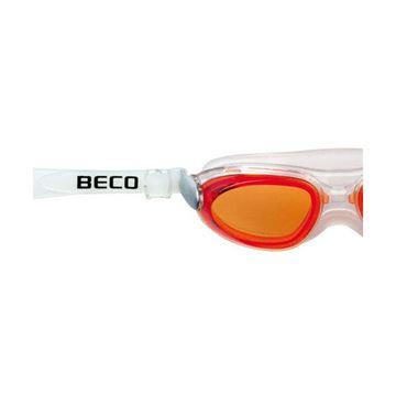 Afbeelding van Zwembril panorama oranje