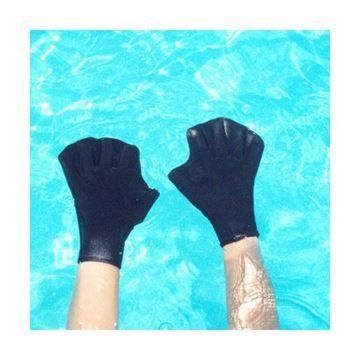 Afbeelding van Aqua handschoen L dames