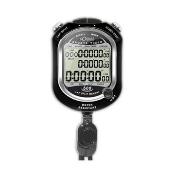 Afbeelding van Chronometer / Stopwatch met 500 geheugenpunten