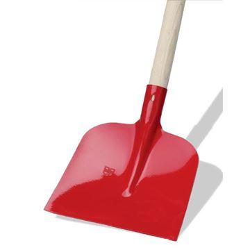 Afbeelding van Frankfurter spade (staal) vierkant