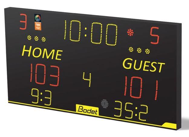 Afbeelding van Scorebord BT8T125