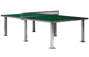 Afbeelding van Stalen tafeltennistafel  SG