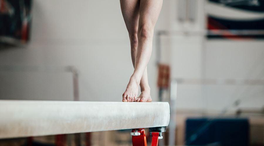 Afbeelding voor categorie Gymnastiek en turnen