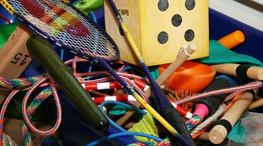 Afbeelding voor categorie Sport en Spelmateriaal paketten