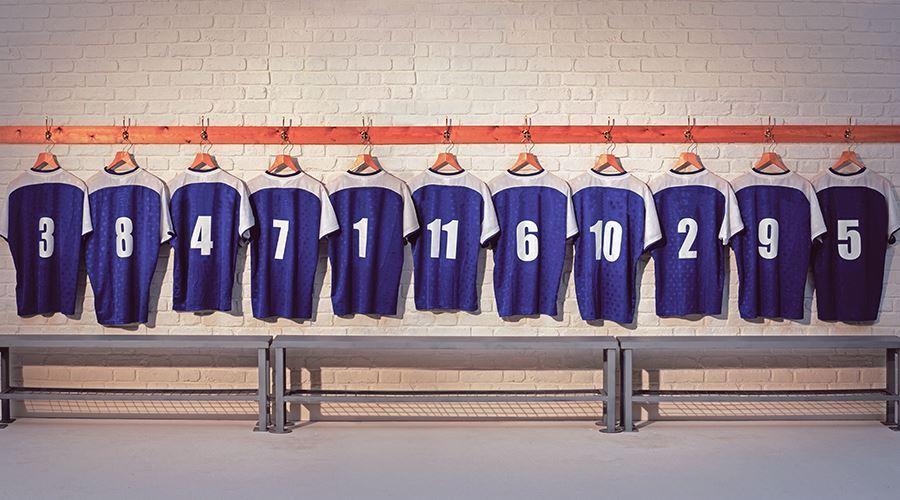 Afbeelding voor categorie Teamwear - Kledij