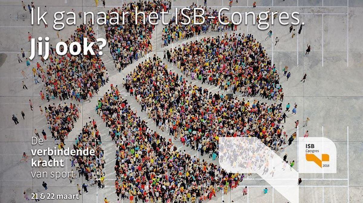 Bezoek ons op het ISB-congres te Gent 21-22/03/2018