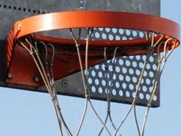 Afbeelding van Basketbal: antivandalisme ring