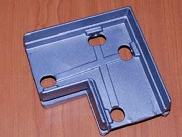 Afbeelding van Hoekverbinding, ovaal profiel