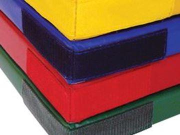 Afbeelding van Velcrosysteem op hoeken