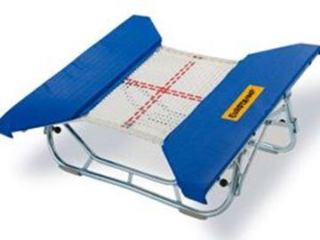 Afbeelding van Open end-trampoline standaard