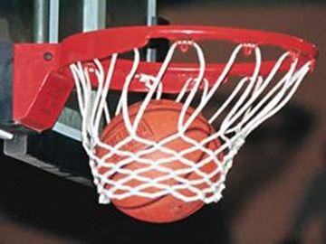Afbeelding van Basketbalnet - PA 6mm - per paar  WEDSTRIJDNETTEN