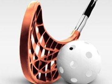 Afbeelding van Unihockeybal / gatenbal