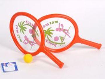 Afbeelding van 2 tam-tam racketjes