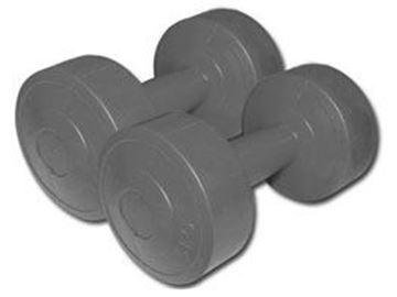Afbeelding van halters 4 kg - per paar