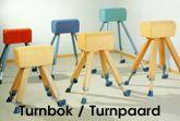 Afbeelding voor categorie Turnbok / Turnpaard