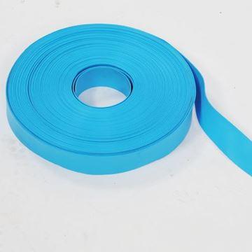 Afbeelding van elastomeerband - 20 m - blauw