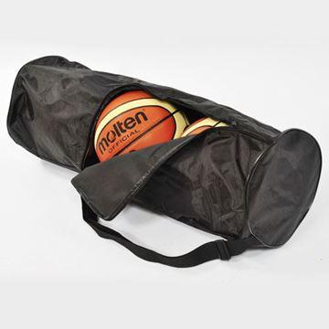 Afbeelding van opbergtas 3 basketballen