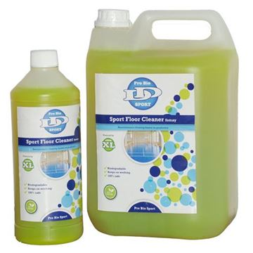 Afbeelding van Pro Bio: Sport Floor Cleaner no foaming 5l.