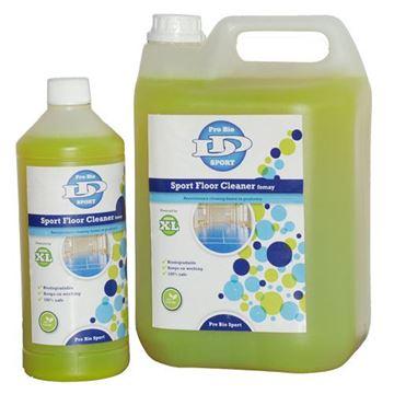 Afbeelding van Pro Bio: Sport Floor Cleaner no foaming 5l.