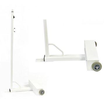 Afbeelding van Badmintonpaal model 2500, training