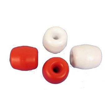 Afbeelding van Hostaleen drijvers rood 7x6,5cm