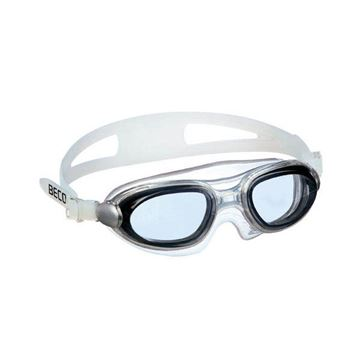 Afbeelding van Zwembril panorama grijs