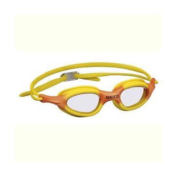 Afbeelding van Zwembril, kinderen en jeugd rood/geel