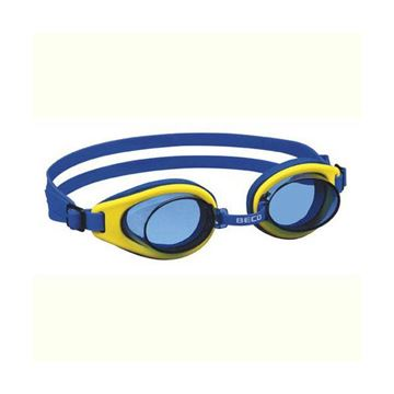 Afbeelding van Zwembril profi kinderen blauw/geel