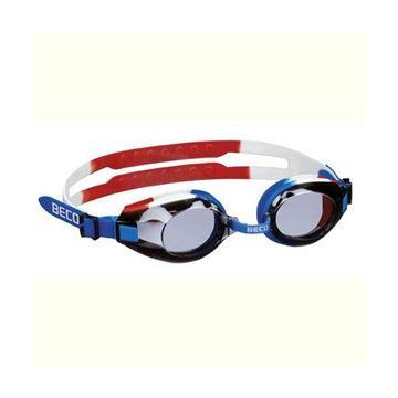 Afbeelding van Zwembril prof / training blauw/wit/rood