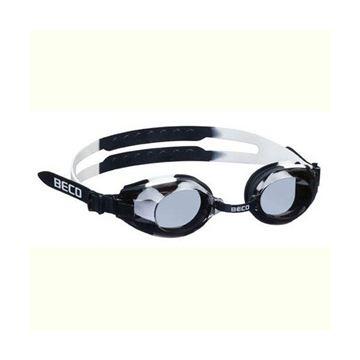 Afbeelding van Zwembril prof / training zwart/wit