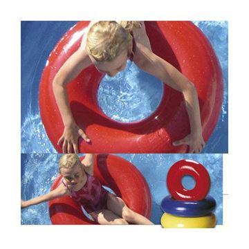 Afbeelding van Aqua zwemring rood Ø 95cm
