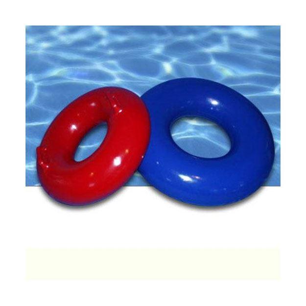 Afbeelding van Aqua zwemring met handgrepen blauw