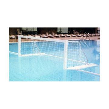Afbeelding van Drijvende waterpolodoelen, per paar, 300x90x120cm