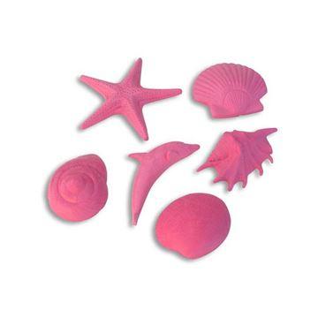 Afbeelding van Duikfiguurtjes uit de zee, 6st/set
