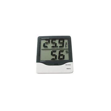 Afbeelding van Digitale thermometer en hygrometer