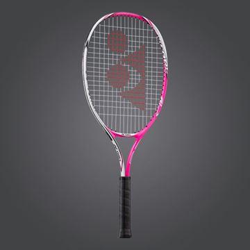 Afbeelding van Yonex Vcore Si25 JUNIOR tennisracket, roos
