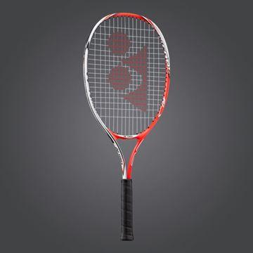 Afbeelding van Yonex Vcore Si25 JUNIOR tennisracket, oranje