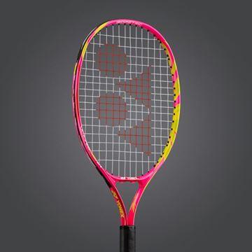 Afbeelding van Yonex Vcore 21inch JUNIOR tennisracket, roos