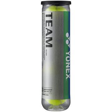Afbeelding van Yonex Team tennisbal, 3 kokers (=12 stuks)