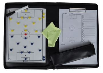Afbeelding van Pro  Coaching Tactiekbord / map