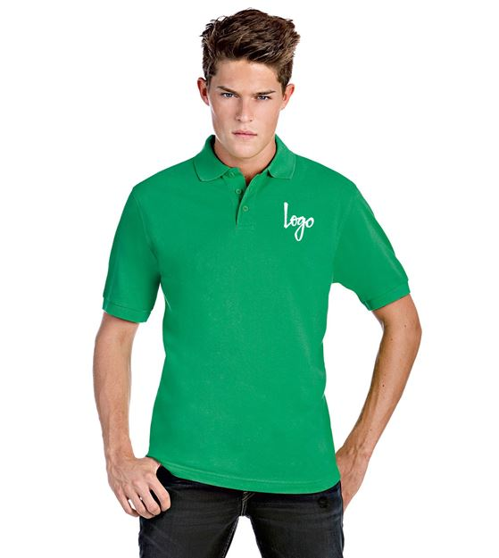 Afbeelding van B&C Safran Polo Shirt
