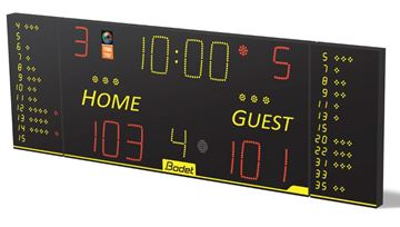 Afbeelding van Scorebord BT8025-F6