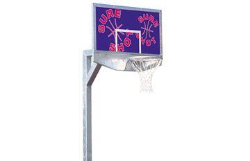 Afbeelding van Basketbaltoren Gladiator