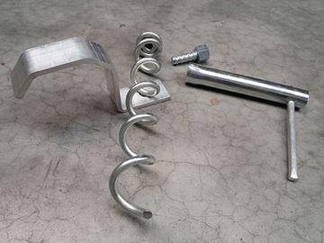 Afbeelding van Verankering spiraalschroef (Set/2)