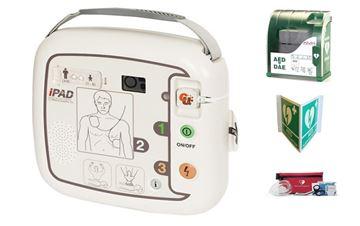 Afbeelding van AED Defibrillator (set)