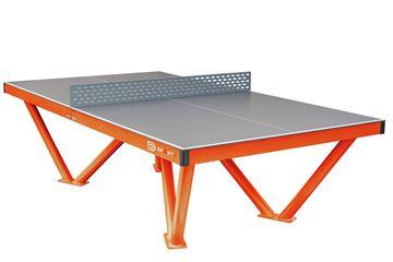 Afbeelding van Outdoor ping pong tafel (Staal)